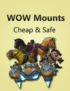 Buy WOW Mounts