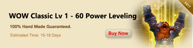 WOW Classic Powerleveling